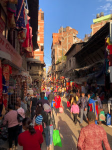 Nepal rondreis op maat kathmandu