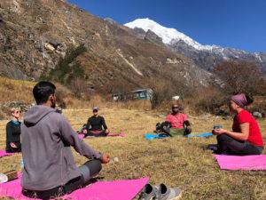 yoga Nepal rondreis op maat