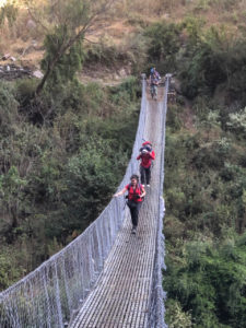 Nepal rondreis op maat met vrienden