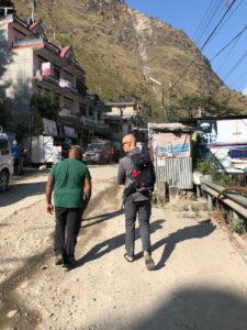nepal vakantie hiken