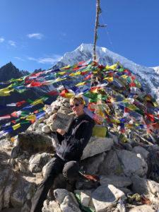 Nepal rondreis op maat bergklimmen